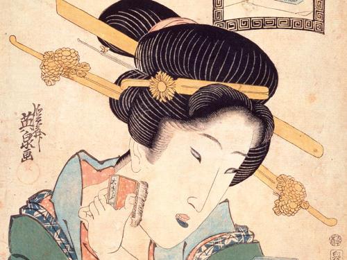 よそおいの文化、花咲く江戸時代