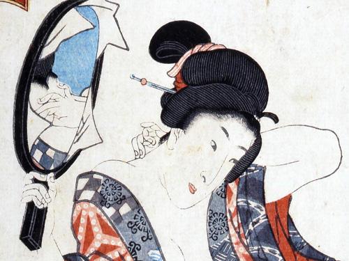 江戸時代のお化粧アイテム