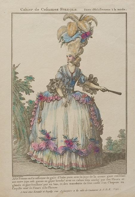 18世紀フランス、貴族の華やかなよそおい | ポーラ文化研究所