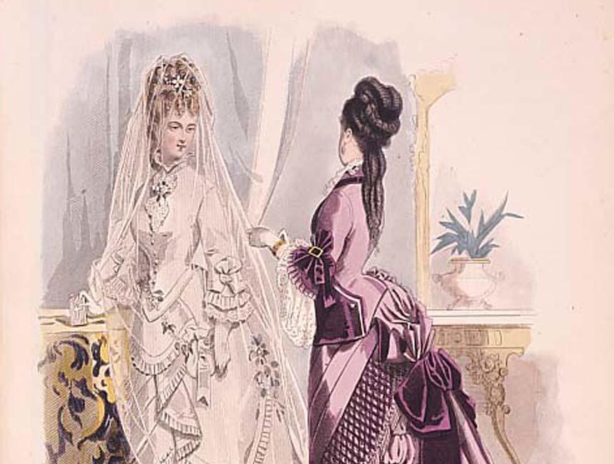 変化の時代、19世紀後半の美意識