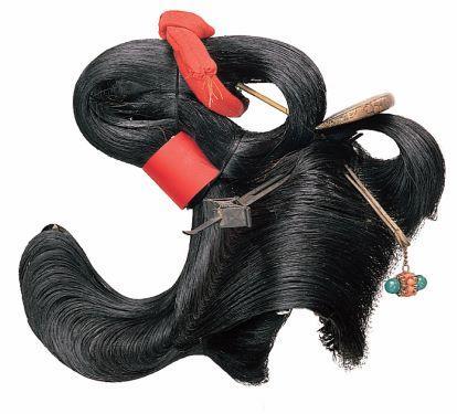 #おうちで化粧文化 ①もっと知りたい日本髪