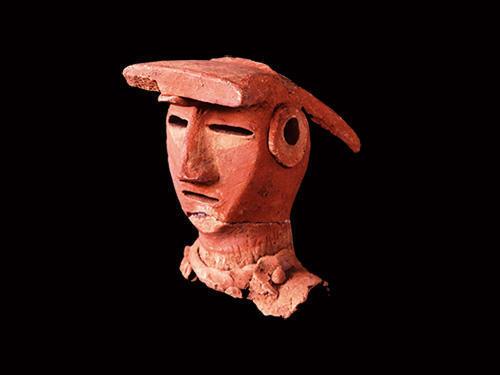 かわる社会の仕組み 弥生時代~古墳時代 2 よそおいの発展と赤の化粧