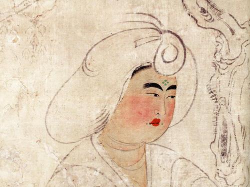 原始化粧から伝統化粧の時代へ 飛鳥・奈良時代1
