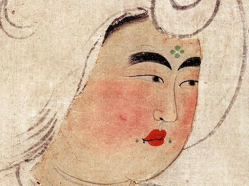 原始化粧から伝統化粧の時代へ 飛鳥・奈良時代2