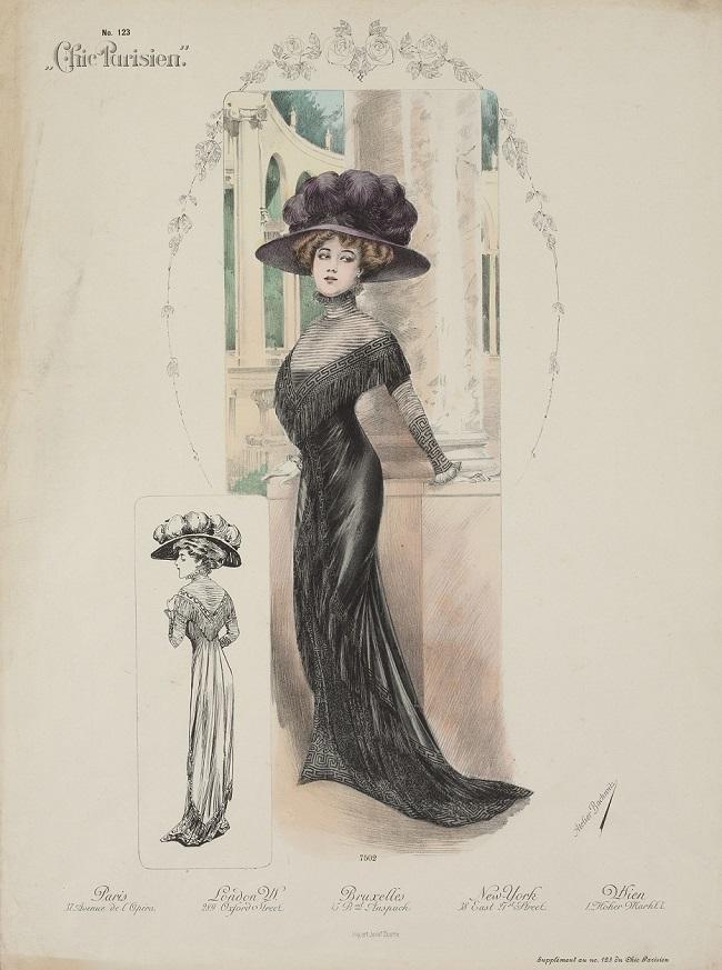 『シック・パリジャン』1900年代
