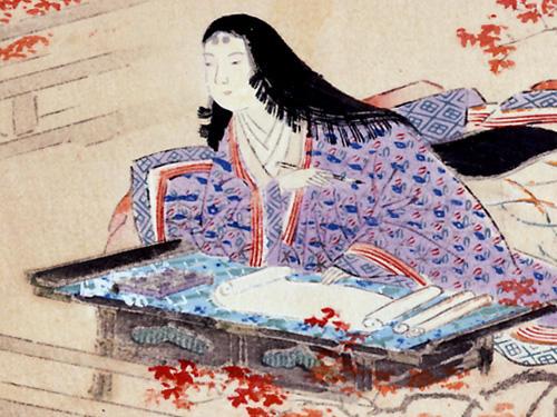 原始化粧から伝統化粧の時代へ<br>平安時代5 花開く香り文化