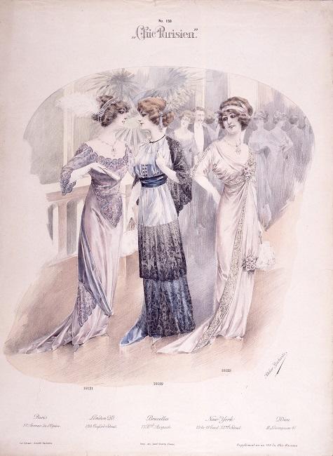 『シック・パリジャン』1910年代