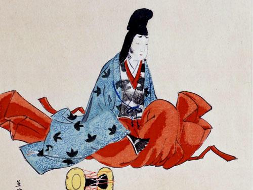 原始化粧から伝統化粧の時代へ <br> 鎌倉・南北朝・室町・安土桃山時代2 武家社会へ新たな化粧文化の現れ