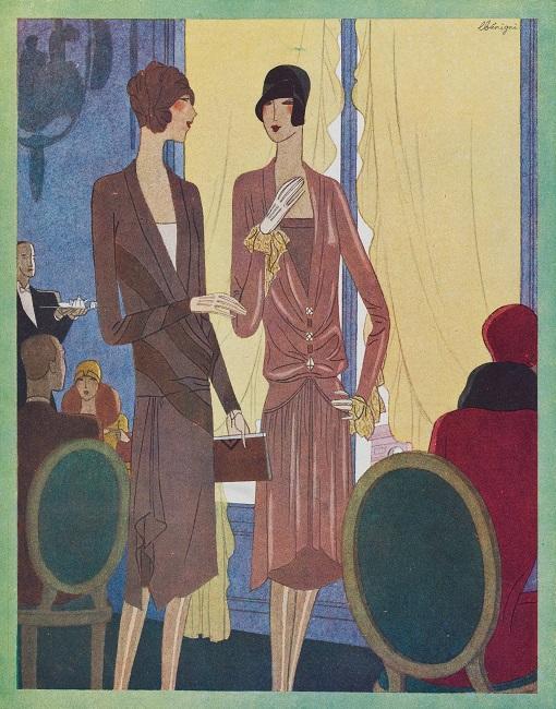 『フェミナ』 1927年11月6日